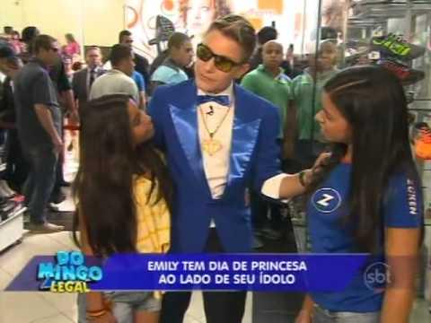 Domingo Legal (23/03/14) - MC Gui vai a Goiânia encontrar mais uma princesa
