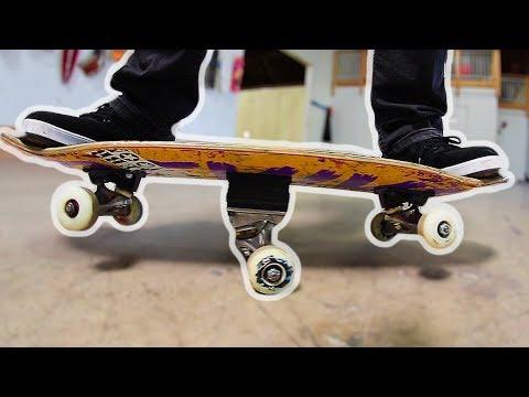 THE SEESAW SKATEBOARD! | STUPID SKATE EP 108