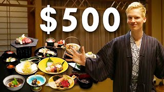 $50 Vs. $500 Ryokan in Japan