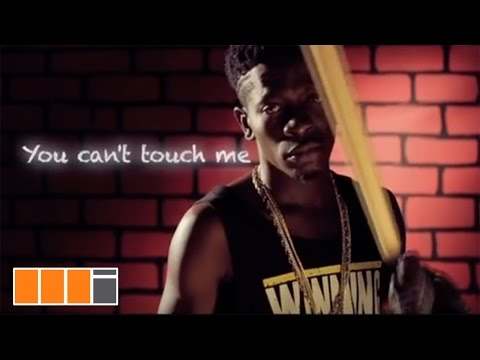 Shatta Wale - You Can't Touch Me [Official Video]