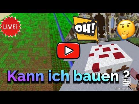 Ich spiele Masterbuilders!😂 Capture the Flag OP-Taktik?🤔😱 II Minecraft Bedrock live PS4 (deutsch)