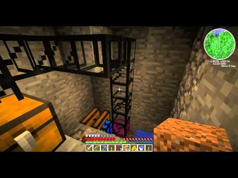 Minecraft Feed The Beast - EP05 - Beef's Canned Goods!