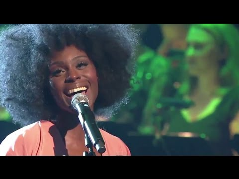 Laura Mvula Green Garden at The Pardiso Amsterdam Nov 2014