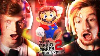 HAPPY WHEELS OF NINTENDO   Super Mario Maker 2 (Part 3)