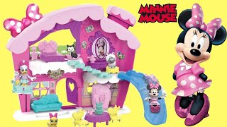 Minnie Mouse Mix n Match Outfitt, Bow & Dress: Birthday Party Gala & Royal Ball