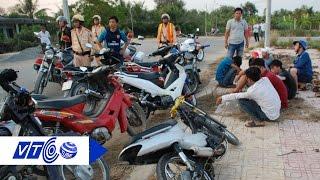 CSGT bao vây khu dân cư tóm gọn nhóm 'quái xế' | VTC