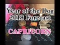 *CAPRICORN* NEW YEAR OF THE DOG 2018 // ECLIPSE FORECAST MP3