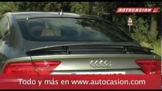 Avance de vídeo pruebas de coches en Autocasion.com