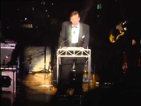 Boz Scaggs Inducts Hank Ballard into The Rock and Roll Hall of Fame