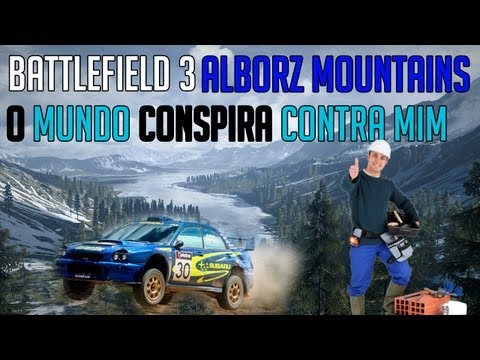 Alborz Mountains Gameplay // O mundo conspira contra mim 