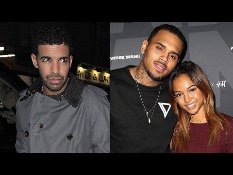 Drake SLAMS Chris Brown for Karrueche Tran Cheating Rumors!
