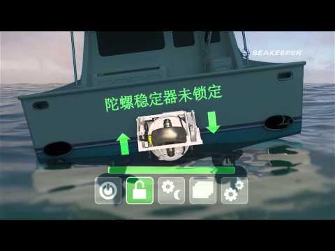 DW Studio Ltd: SeaKeeper - Gyro Stabilisers (Chinese)