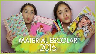 Nosso Material Escolar 2016