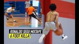 Ronaldo Segu is STILL SHIFTY! Summer Open Runs Mixtape!