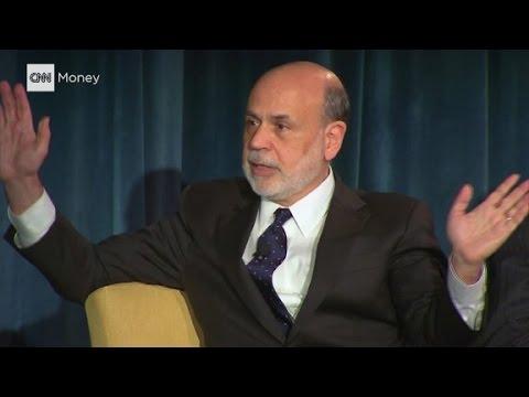 Bernanke takes on critics: 'None of that has happene...