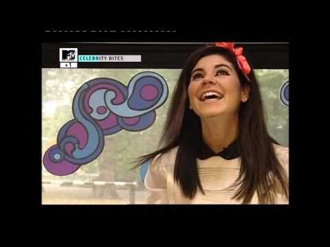 (HD) Marina and the Diamonds - Interview (Celebrity Bites 22/10/2010)