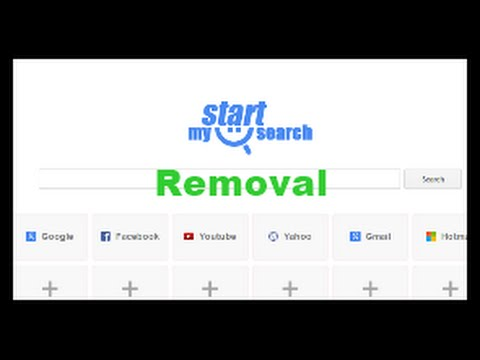 MyStartSearch Removal - How to remove mystartsearch.com adware