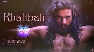 Khalibali  song  Lyrics Movie (padmaavat)  song dj Yash 2K18   Vaibhav'sCreations  🔥
