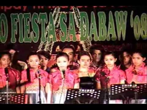 UIC Choir @ Peoples Park Davao 21Dec08 Part 2