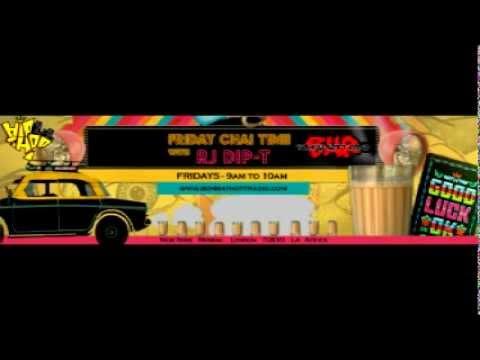 Radio talk Show: DIPTI Morning Chai Time with  Sholom Kemkar and Sin 30 Nov 2012