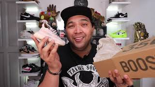 YEEZY BOOST 350 V2 SYNTH UNBOXING AND REVIEW (+INFANTS & KIDS!)