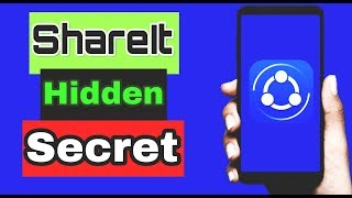 Top 3 Features of Shareit | Technology For U