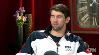"Phelps: ""Me considero una persona normal"""