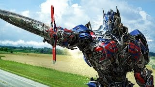 Who Are the New Autobots in the Transformers 4 Trailer? - IGN Rewind Theater