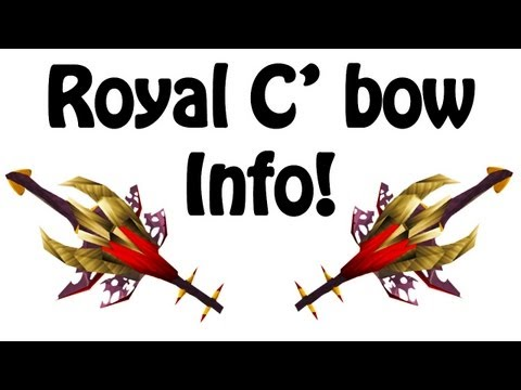 How To Make The Royal Crossbow and How To Brand Royal Crossbow + Other Information