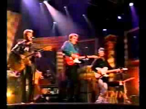 Brian Setzer, Marty Stuart&Ricky Skaggs - Rock This Town