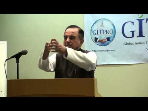 Dr Subramanian Swamy Exposes Rahul gandhi