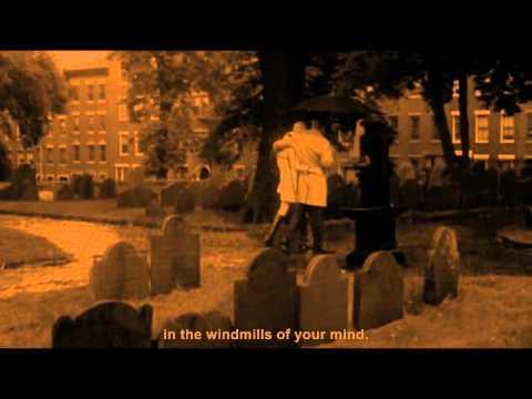 The windmills of your mind - Alison Moyet (lyrics)