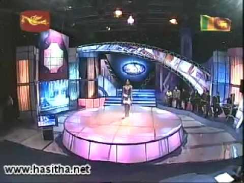 Meena Prasadani - Samanal Hanguman Athare video