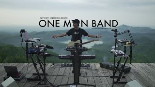 Download lagu ONE MAN BAND by Alffy Rev LIVE Looping Performance (Eps. 1) MEMORIES REMAIN