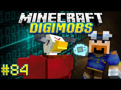 Minecraft: Digimobs Ep. 84 - Misbehaving Digimon! video
