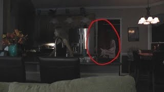 REAL GHOST CAUGHT ON VIDEO!! (TOTALLY NOT CLICKBAIT!!)