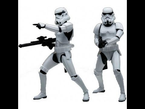 Kotobukiya ArtFX+ 1/10 Scale Stormtroopers Build Pack Review