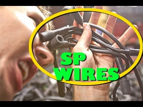How To Change Your Spark Plug Wires - Tune Up Item #3