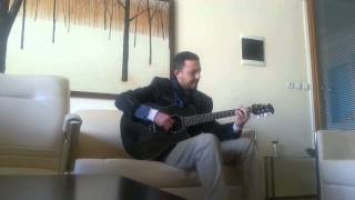 Tracy Chapman Fast Car Acoustic Cover Hakan Derici