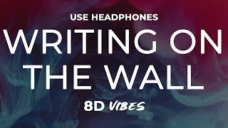 French Montana - Writing on the Wall ft Post Malone, Cardi B, Rvssian (8D AUDIO) 🎧