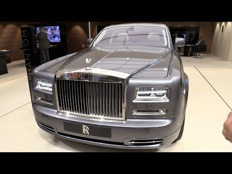 Rolls-Royce Phantom Special Edition - Deutsch