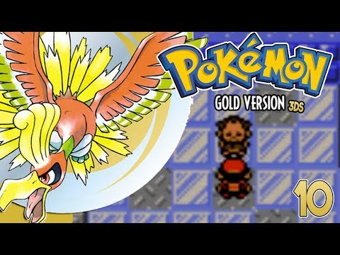 Pokemon Gold 3DS VC Part 10 IT FINALLY HAPPENED! Gameplay Walkthrough