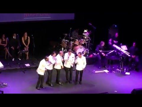 Backstreet Boys - Cruisin' (LIVE A Cappella Cover - Smokey Robinson Tribute Concert)