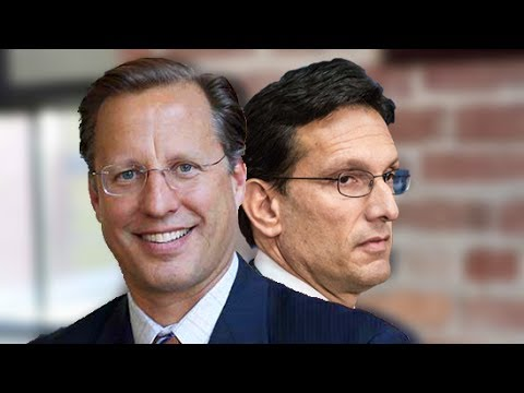 Eric Cantor Loses - Should The Corrupt Be Scared?