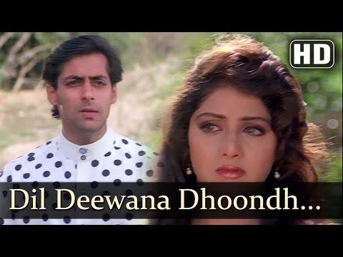 Dil Deewana Dhoondh Raha Hai - Salman Khan - Sridevi - Chand...