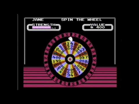 Wheel of Fortune for the NES - SInistermoon's Retro Reviews