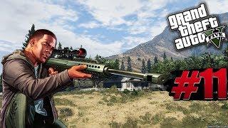 Grand Theft Auto V (GTA 5) Прохождение #11 ► Сюжетные задания
