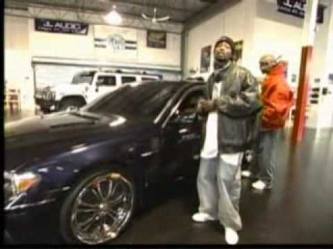50 cent's garage G unit mtv cribs Music Videos