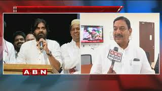 Kala Venkata Rao slams Pawan Kalyan over comments on TDP Government