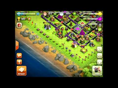 Clash Of Clans : Putting Fun Symbols in chat